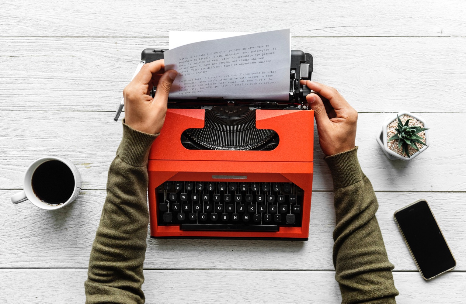 Enter Our Inaugural Short Story Contest!
