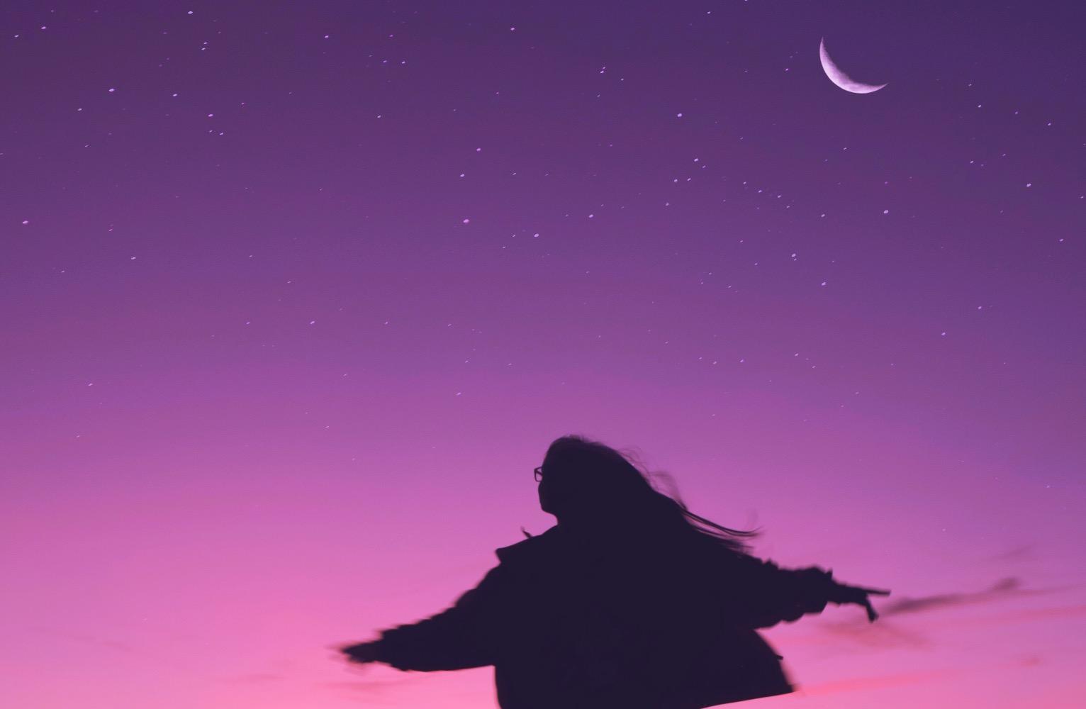 Moonlit Poetry