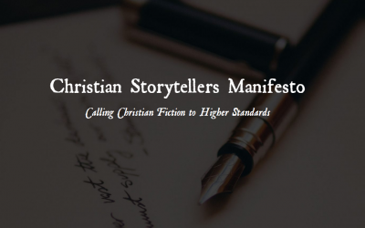 Announcing the Christian Storytellers Manifesto