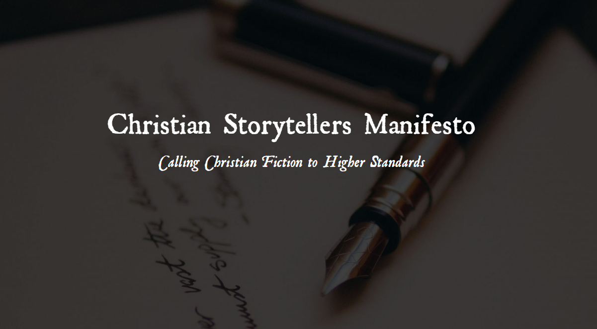 Announcing the Christian Storytellers Manifesto