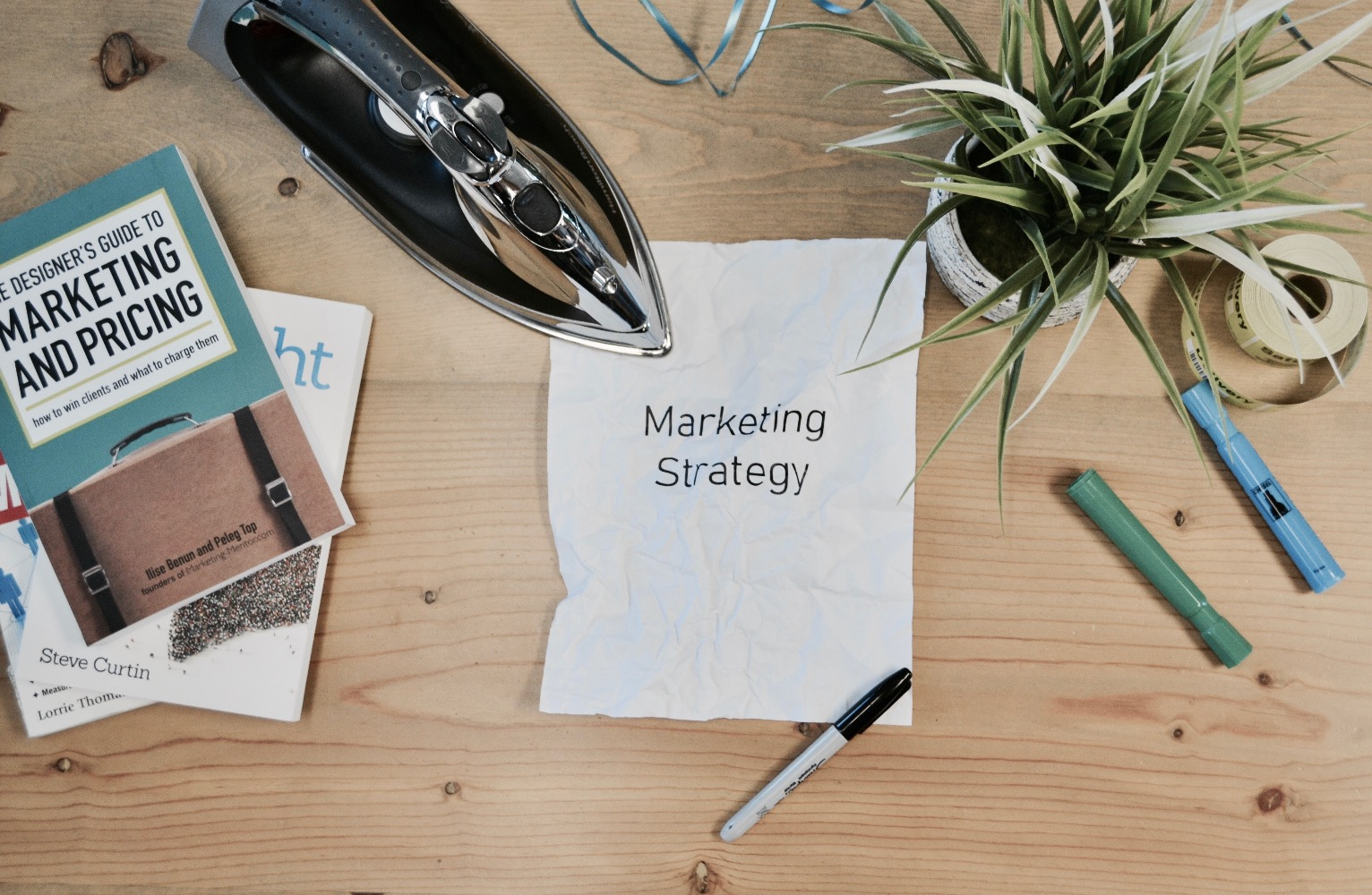 A Crash Course on How to Market a Book