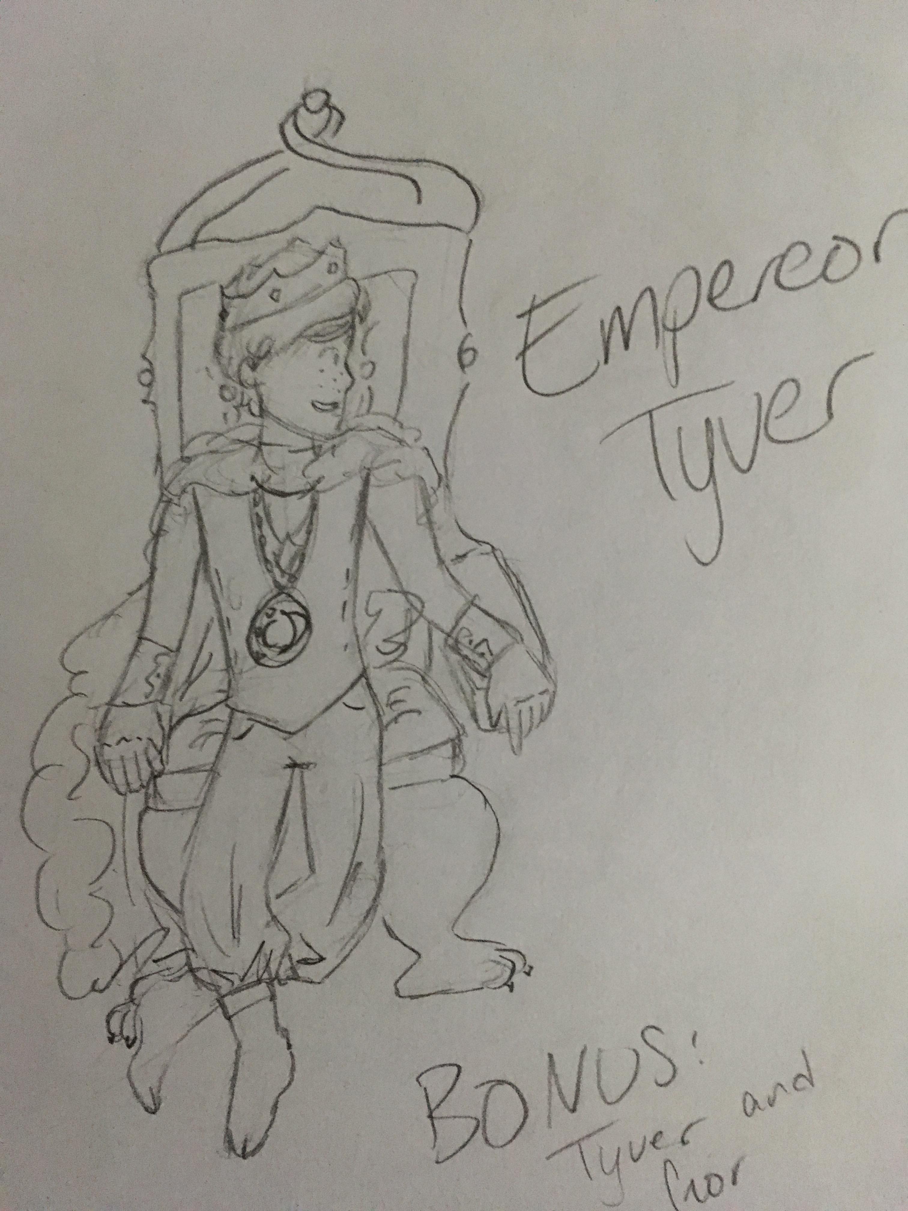 Emperor Tyver