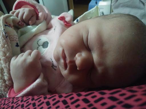 My precious niece, Jemima Faith, born at 3 this morning!!!!